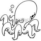 27322054-vector-illustration-of-cartoon-octopus--coloring-book