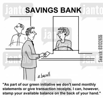 BanksGoGreen