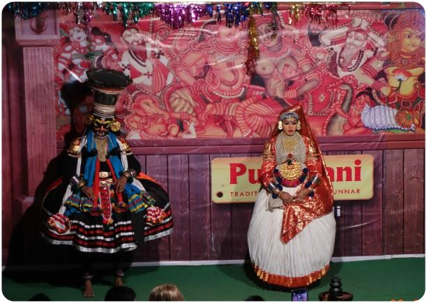KathakaliMural