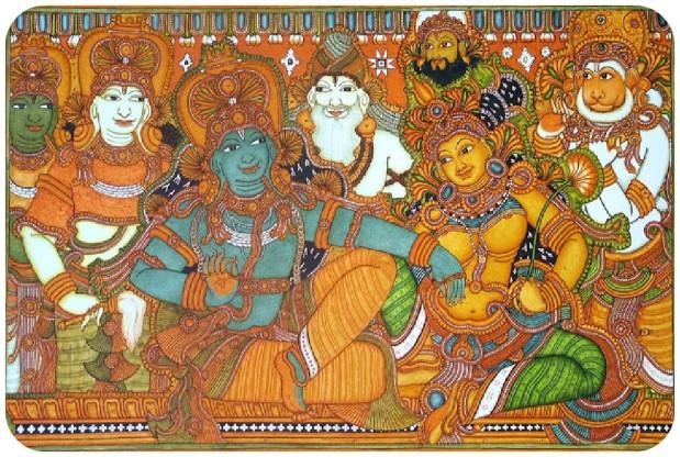 RamayanaMural
