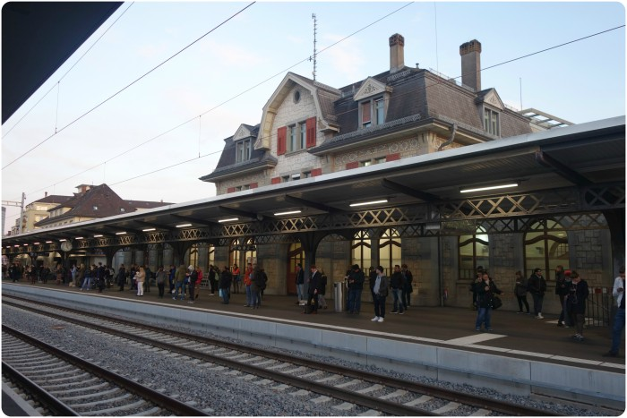 oerlikon-station